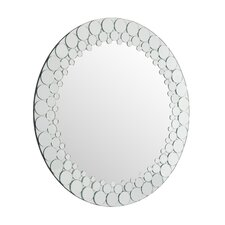 Circles Wall Mirror