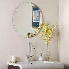 Frameless Liam Wall Mirror