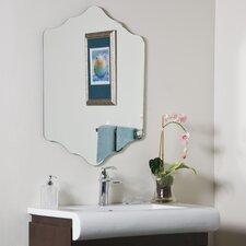 Vandam Frameless Wall Mirror
