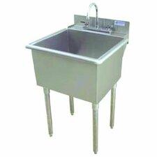 "24"" x 24"" Single Utility Sink"