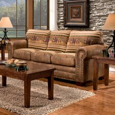 Wild Horses Lodge Living Room Collection