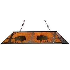 Buffalo 9 Light Pool Table Light