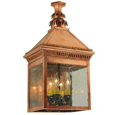 4 Light Locke Wall Sconce