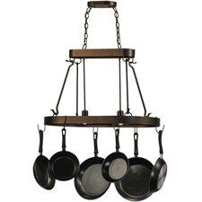 Harmony 2 Light Pot Rack