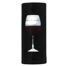 2 Light Metro Fusion Vino Up and Downlight LED Wall Sconce