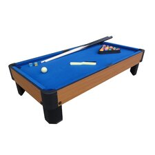"""Sport Bank Shot 3'4"""" Pool Table with Cloth"""