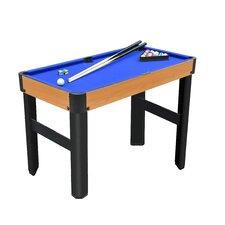 "Sport Bank Shot 3'4"" Pool Table"