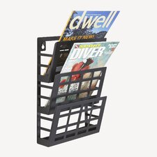 Zeitschriftenhalter Grid