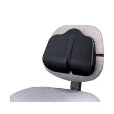 SoftSpot Low Profile Backrest in Black