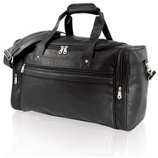 "Runner 21"" Koskin Leather Carry-On Duffel"