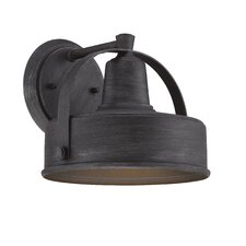 Portland-DS 1 Light Outdoor Barn Light