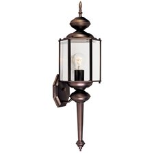 Outdoor 1 Light Outdoor Sconce
