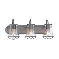 Darby 3 Light Vanity Light