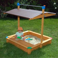 Maxi Square Sandbox with Cover