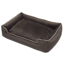 Fur Velour Lounge Bed