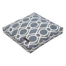 Premium Cotton Square Pet Bed