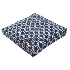 Everyday Cotton Square Pillow Bed