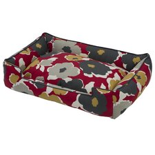 Everyday Cotton Lounge Pet Bed