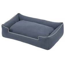 Crypton Lounge Bolster Dog Bed