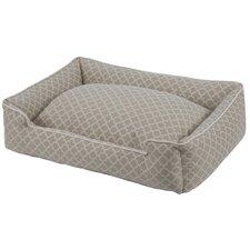 Vienna Premium Lounge Bolster Dog Bed