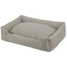 Vienna Premium Lounge Bolster Dog Bed