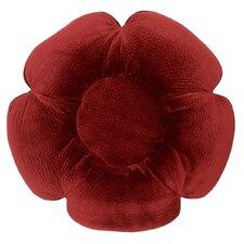 Ripple Velour Bloom Bed