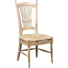 Wheat Back Side Chair