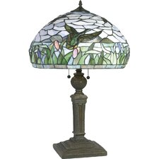 "Tiffany Duck 28"" Table Lamp"