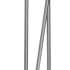 Canneto Companion 2 Piece Stainless Steel Fireplace Accessory Set