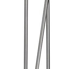 2-tlg. Canneto Companion Kaminbesteck-Set aus Edelstahl