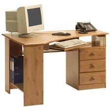 Schreibtisch Kent mit Tastaturauszug