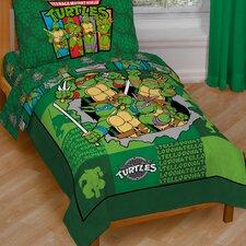 Teenage Mutant Ninja Turtles Awesome Toddler Bedding Set