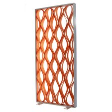 "80.7"" x 36.8"" Groove 1 Panel Room Divider"
