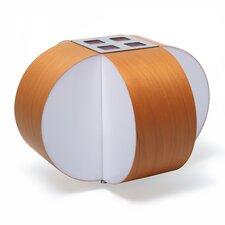 """Carambola 8.7"""" H Table Lamp with Novelty Shade"""
