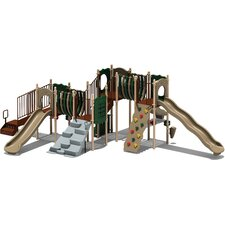 UPlay Today Big Sky Playground System