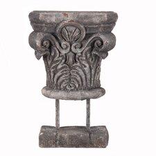 Decorative Ceramic Decor on Stand