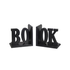 Book Wooden Bookend