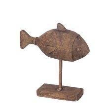Ceramic Fish Table Decor Figurine
