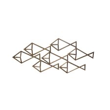 Iron Fish Wall Decor