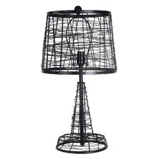 "24.5"" H Table Lamp with Empire Shade"