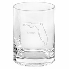 Home State 14 Oz. Drinking Glass (Set of 4)