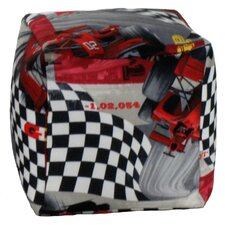 Pouf Racing Cube