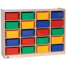 20 Compartment Cubby