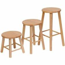 Wood Classroom Chair