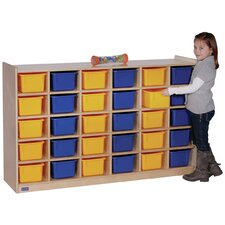 Mobile 30 Compartment Cubby