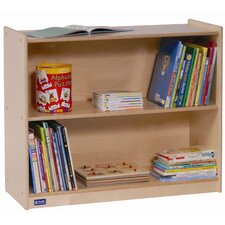 Narrow 2 Shelf Storage