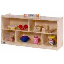 Toddler 2 Shelf Storage