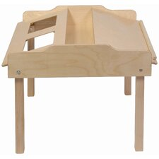 "35"" x 32"" Rectangular Classroom Table"