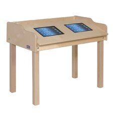 "35"" x 21"" Novelty Activity Table"