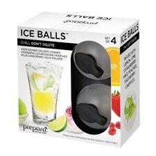 "2""D Ice Balls (Set of 4)"